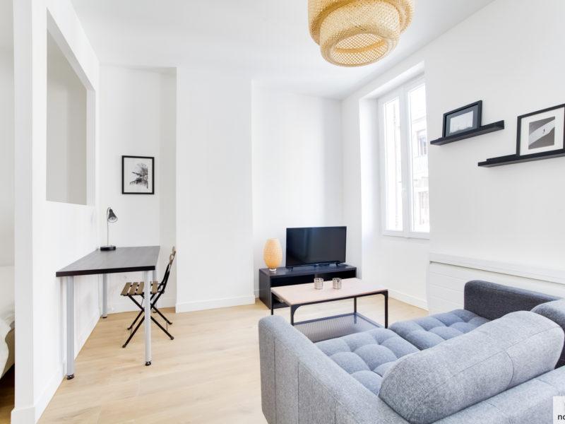 Novaclem - Salon cosy sainte Marie - Investissement Marseille