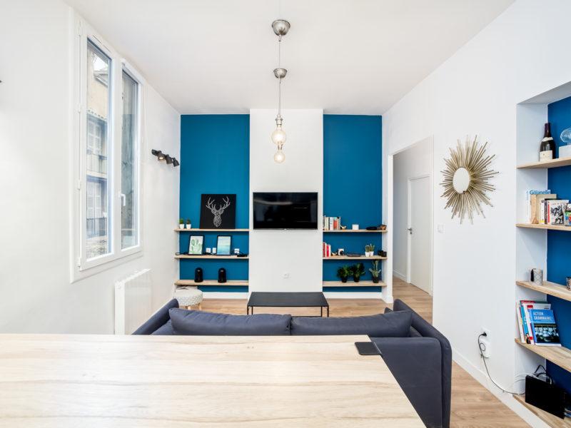 Novaclem - Salon Coloc Labadie - Investissement Marseille